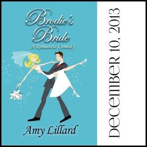 BRODIE'S BRIDE Amy Lillard romance author http://www.amylillardbooks.com #AmyLillardBooks