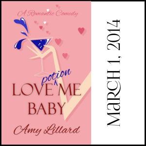 love potion me, baby 1 Amy Lillard romance author http://www.amylillardbooks.com #AmyLillardBooks