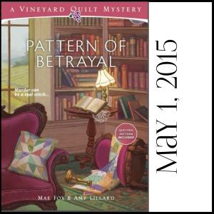 PATTERN OF BETRAYAL Amy Lillard romance author http://www.amylillardbooks.com #AmyLillardBooks