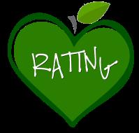 AMY LILLARD GREEN apple RATING Amy Lillard romance author http://www.amylillardbooks.com #AmyLillardBooks