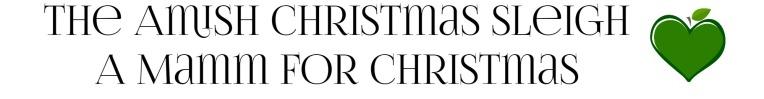 A MAMM FOR CHRISTMAS Amy Lillard romance author http://www.amylillardbooks.com #AmyLillardBooks