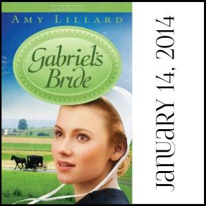 GABRIEL'S BRIDE Amy Lillard romance author http://www.amylillardbooks.com #AmyLillardBooks