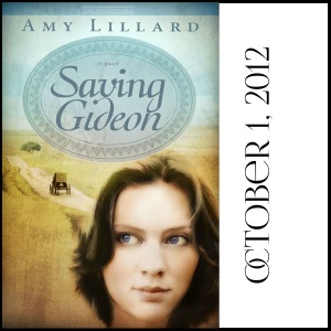 SAVING GIDEON Amy Lillard romance author www.amylillardbooks.com #AmyLillardBooks