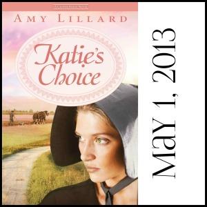 KATIE'S CHOICE Amy Lillard romance author http://www.amylillardbooks.com #AmyLillardBooks