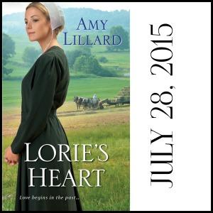 LORIE'S HEART Amy Lillard romance author www.amylillardbooks.com #AmyLillardBooks
