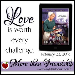 More Than Friendship 1 Amy Lillard romance author http://www.amylillardbooks.com #AmyLillardBooks