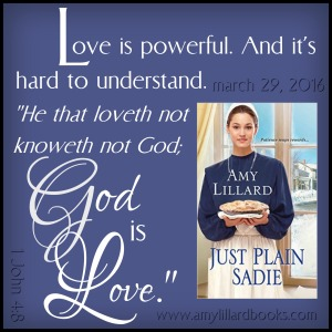 JUST PLAIN SADIE 2 Amy Lillard romance author http://www.amylillardbooks.com #AmyLillardBooks