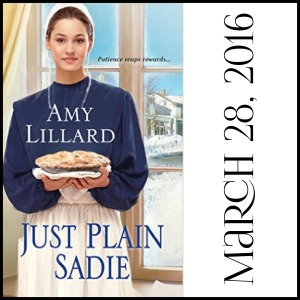 JUST PLAIN SADIE Amy Lillard romance author http://www.amylillardbooks.com #AmyLillardBooks