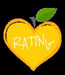 yellow apple rating Amy Lillard romance author http://www.amylillardbooks.com #AmyLillardBooks