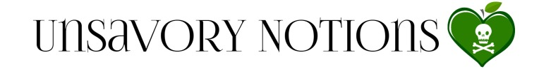 UNSAVORY NOTIONS 1 Amy Lillard romance author http://www.amylillardbooks.com #AmyLillardBooks
