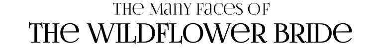 THE WILDFLOWER BRIDE 3 Amy Lillard romance author http://www.amylillardbooks.com #AmyLillardBooks